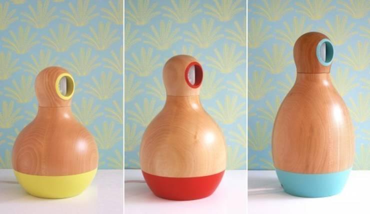 LAMPE MATRIOCHKA:  de style  par littlecabari