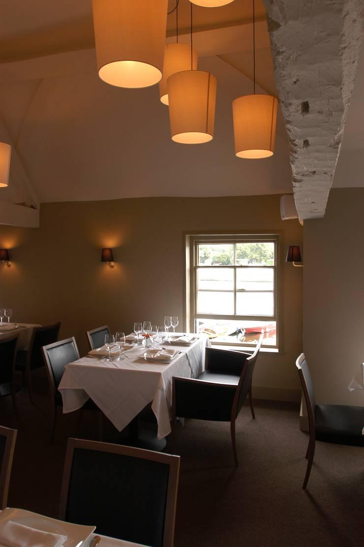 Spice Merchant Restaurant London: Gastronomia in stile  di Tekhne SRL