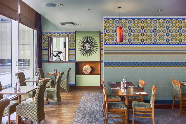Haft 2: styl , w kategorii Gastronomia zaprojektowany przez Trufle Mozaiki