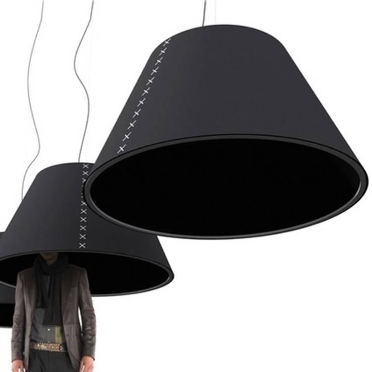 suspension acoustique BUZZISHADE: Maison de style  par direct-d-sign sas