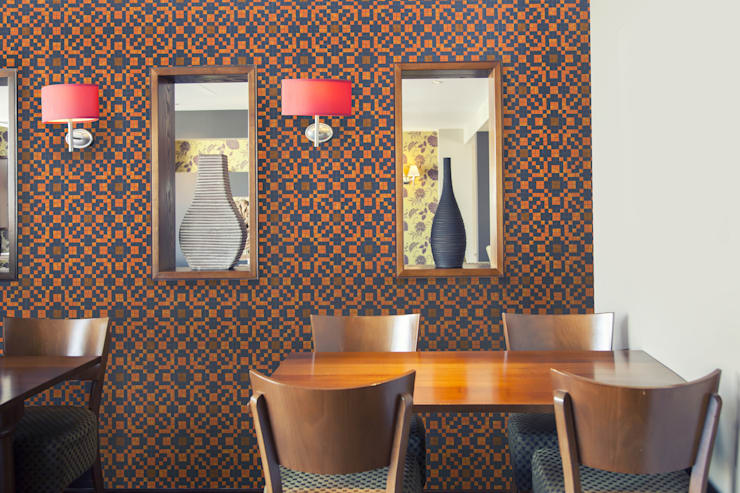 Haft 4: styl , w kategorii Gastronomia zaprojektowany przez Trufle Mozaiki