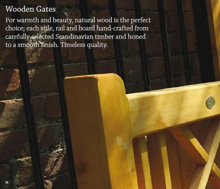 Garten von Garden Gates Direct