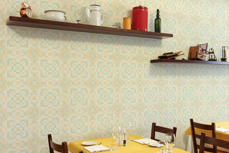 Haft 6: styl , w kategorii Gastronomia zaprojektowany przez Trufle Mozaiki