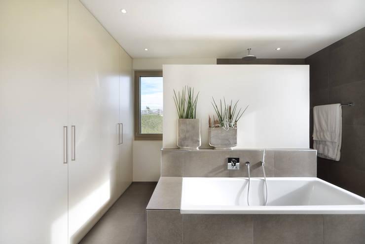 Projekty,  Domy zaprojektowane przez Architekturfotografie Sabrina Scheja
