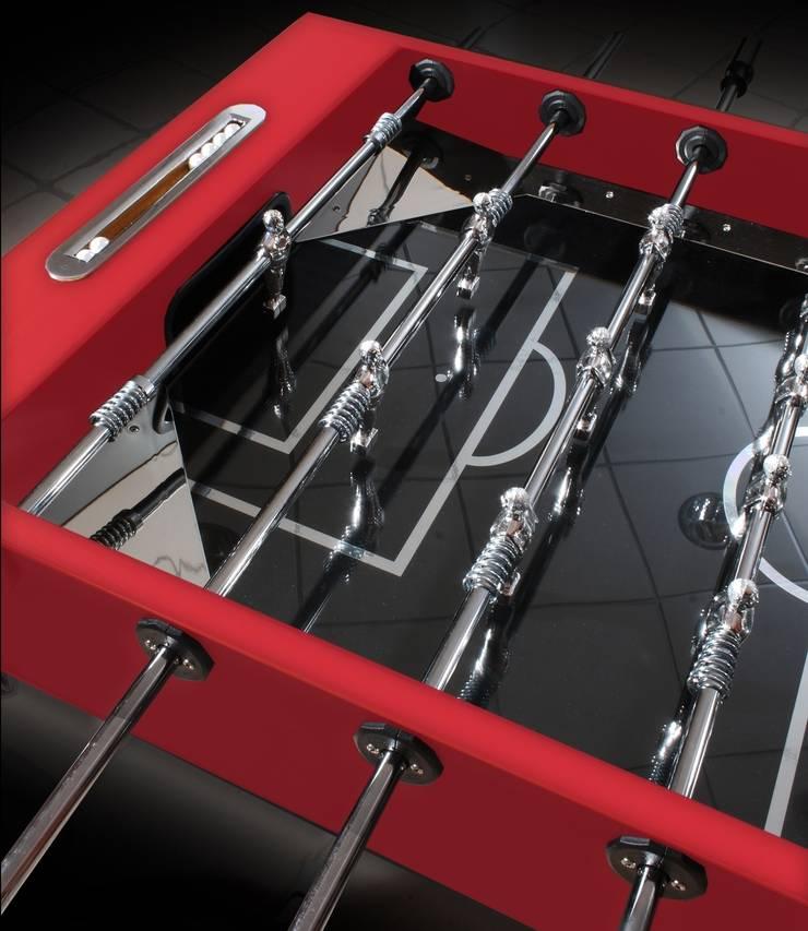 Calcetto Opera Basic:  in stile  di biliardi CAVICCHI il Biliardo Campione Del Mondo