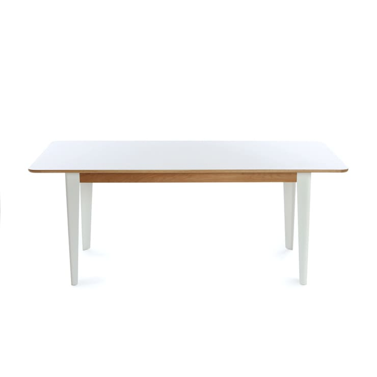Tree Table:  Dining room by Deadgood Trading Ltd