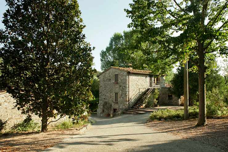 rustieke & brocante Huizen door Archenjoy - Studio di Architettura -