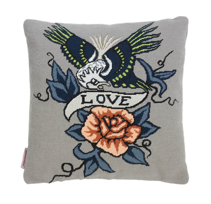 Love Eagle (large) - Grey:  Living room by Fine Cell Work