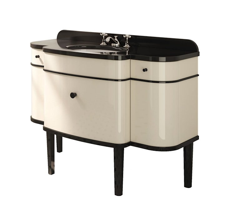 MUSIC VANITY: modern Bathroom by Devon&Devon UK