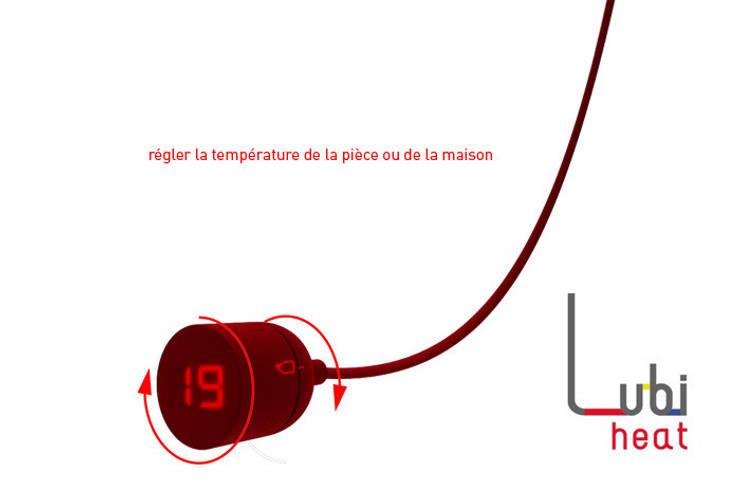 Lubi Heat: Maison de style  par JUSTINE ANDRIEU