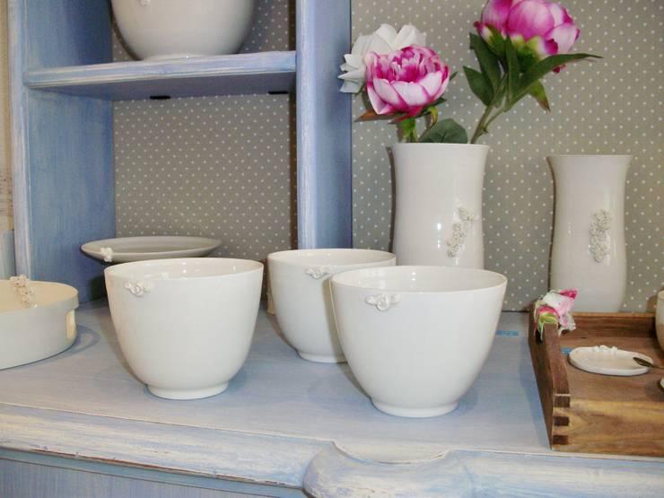 Les Petites Porcelaines la vaisselle par les petites porcelaines | homify