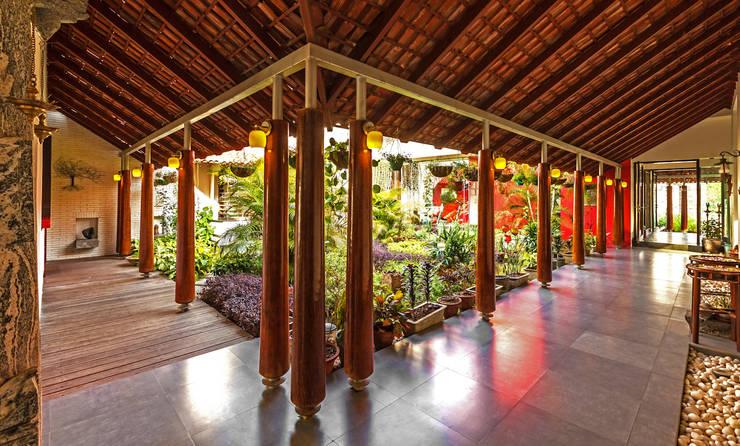 eclectic Garden by Kumar Moorthy & Associates