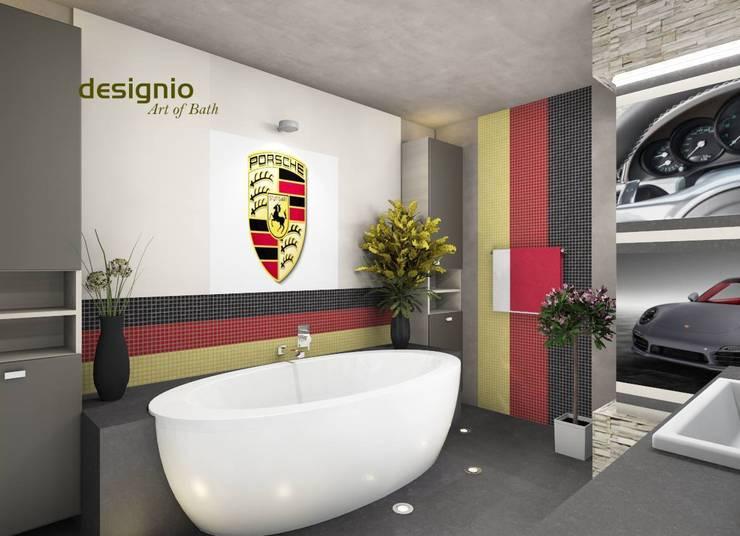 Die schnellsten Badezimmer:  Badezimmer von Art of Bath,