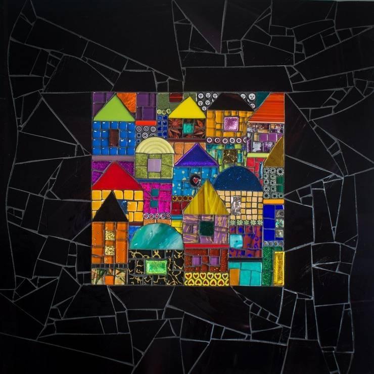 ZOOM VILLE : Art de style  par La Casamidyni