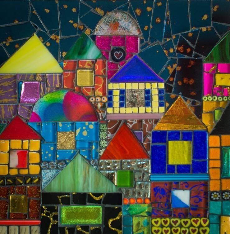 Sur les toits : Art de style  par La Casamidyni