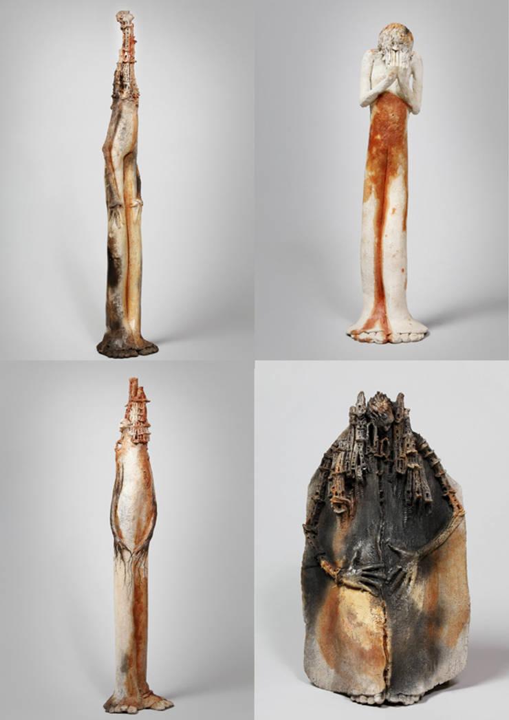 """""""Corps d'Ombres"""" - Copyright Isabelle Delin: Art de style  par Isabelle Delin"""