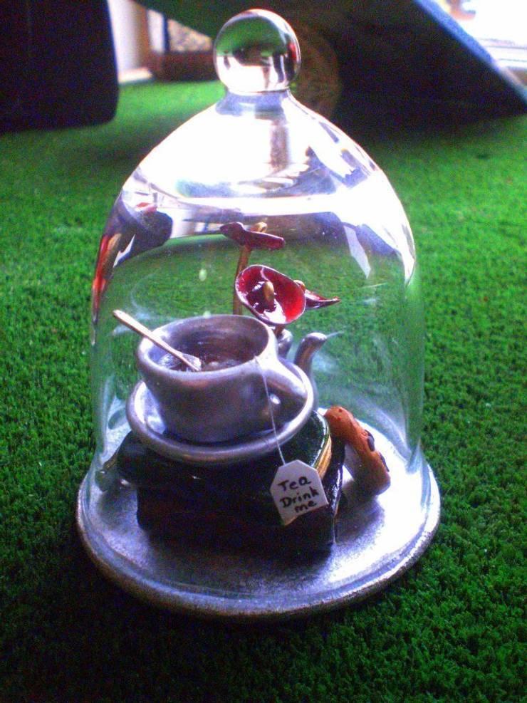Mon petit monde de bulle: Art de style  par La Tour des Anges