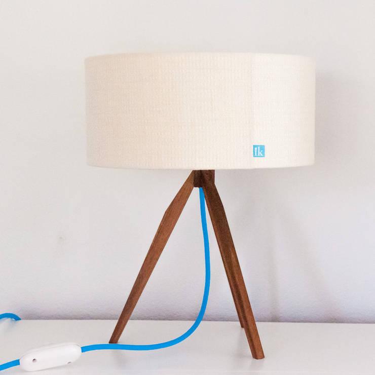 Sala de estar  por ik Design