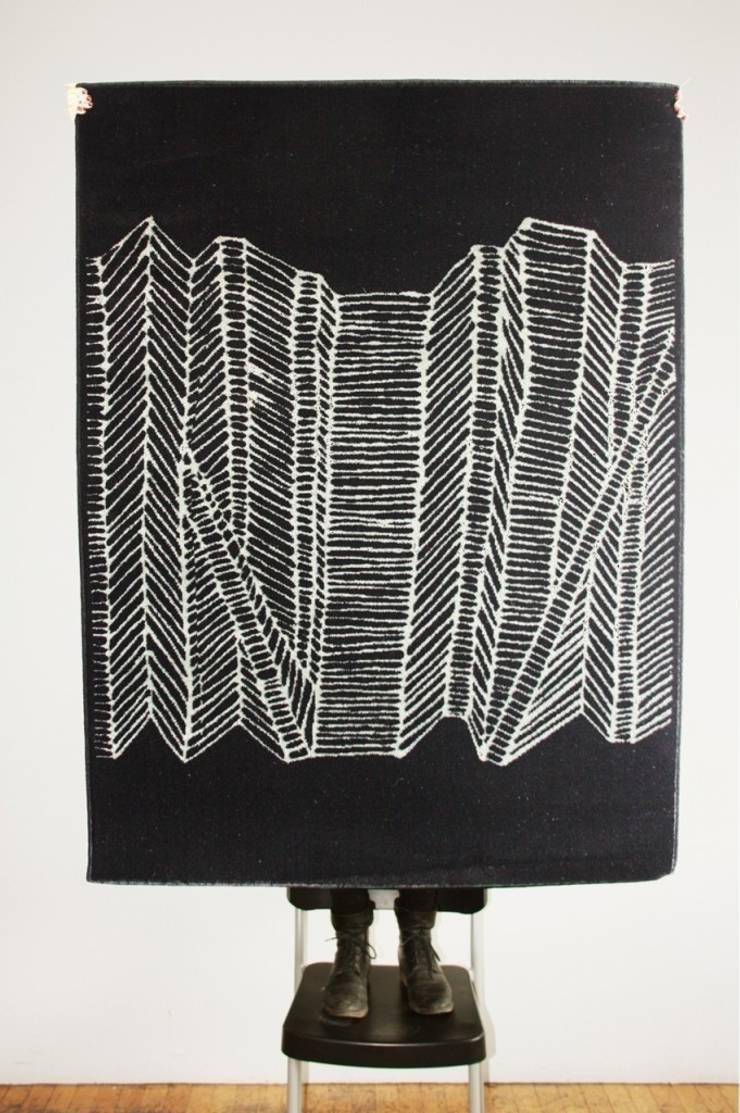Motif textile:  de style  par Lucie Leroux Design Textile