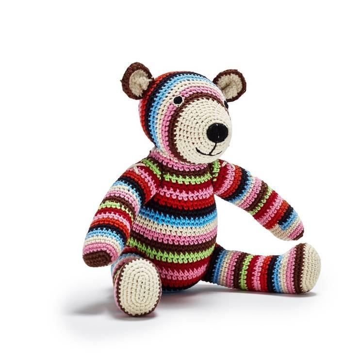 ours malin:  de style  par anneclairepetit.