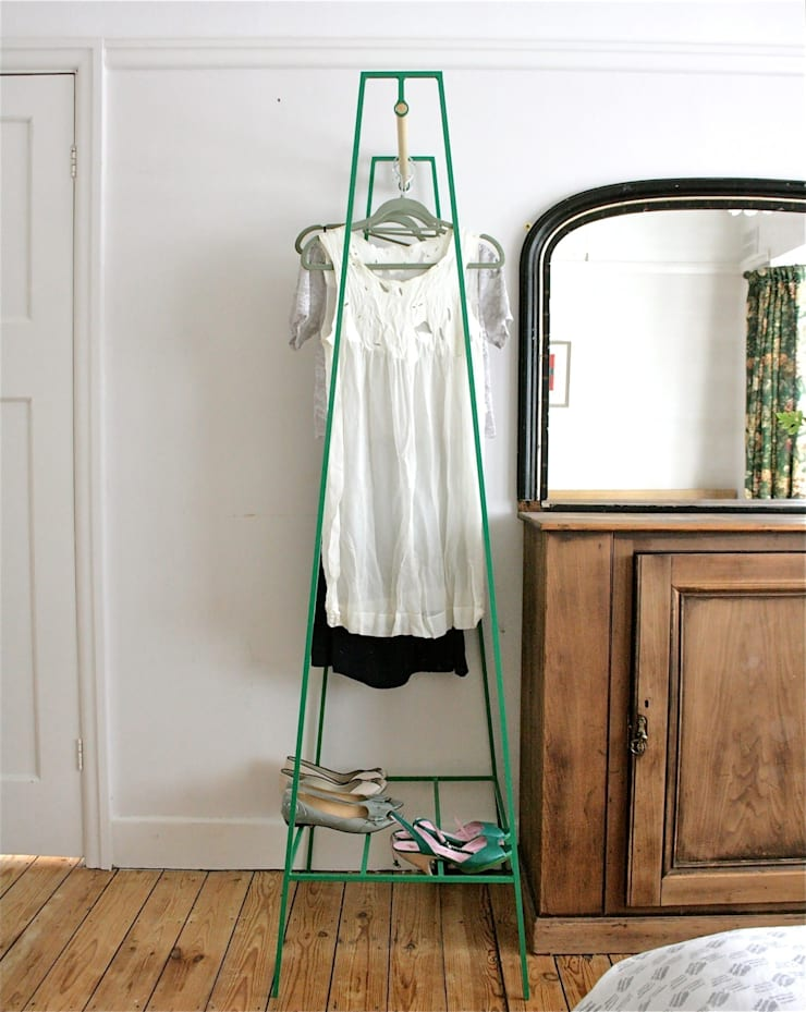'A' Clothes Rail:  Bedroom by &New