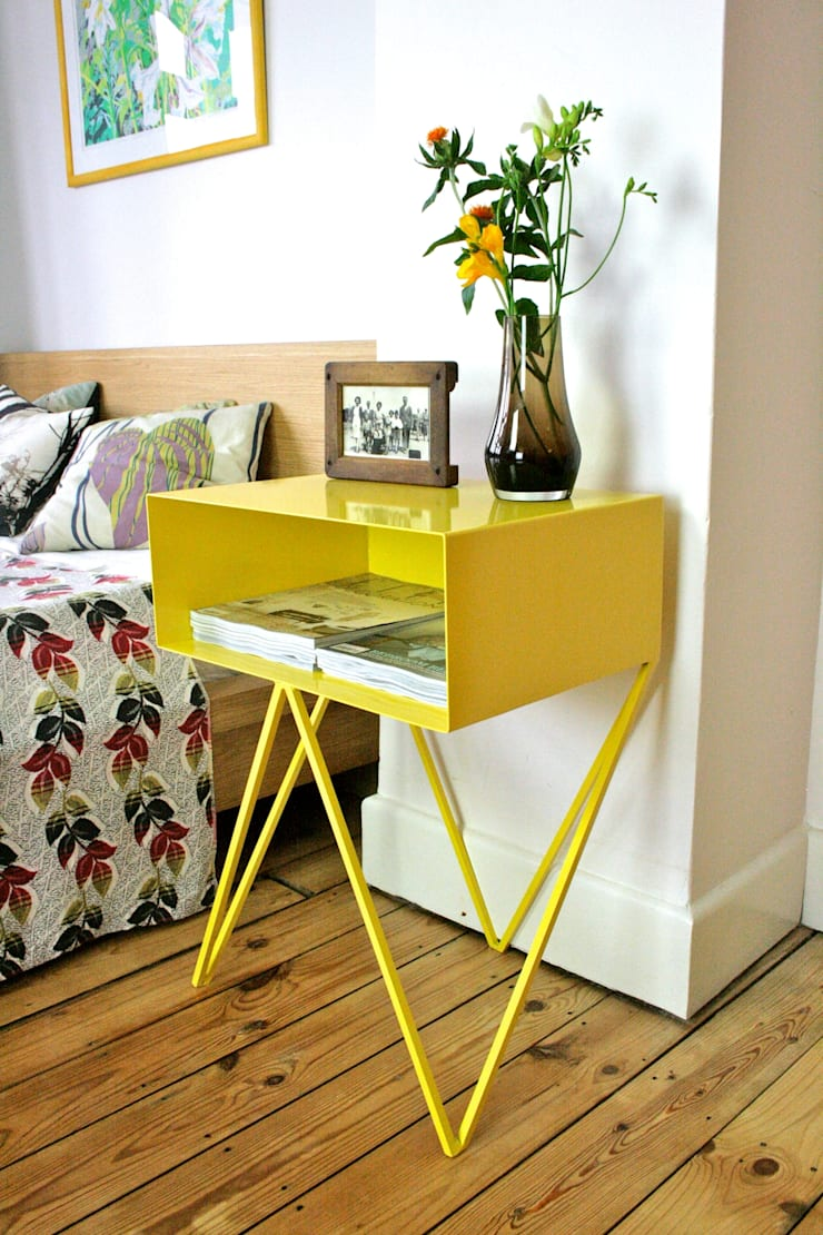 Robot Side table:  Bedroom by &New