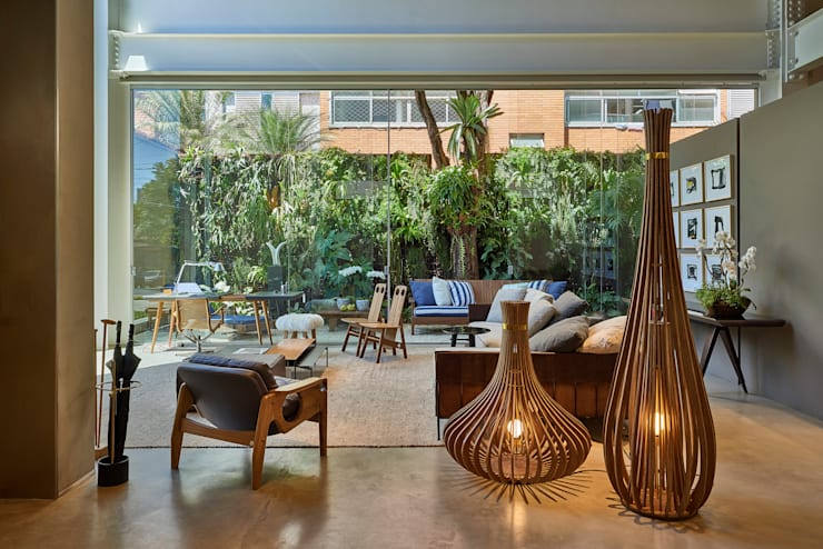 LOJA TETUM:   por Eduarda Corrêa Arquitetura & Interiores