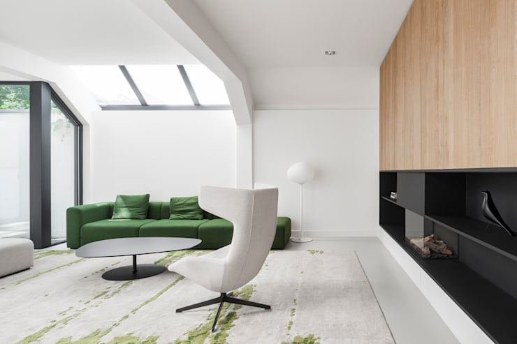 Living room by i29 interior architects