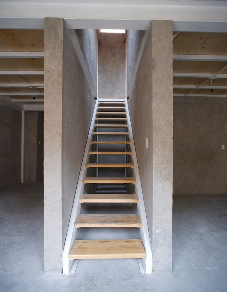 Brasil 44: Casas de estilo  por JSa Arquitectura