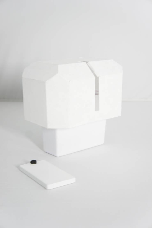 The Lightbox : Salle multimédia de style  par Charlotte Secheresse