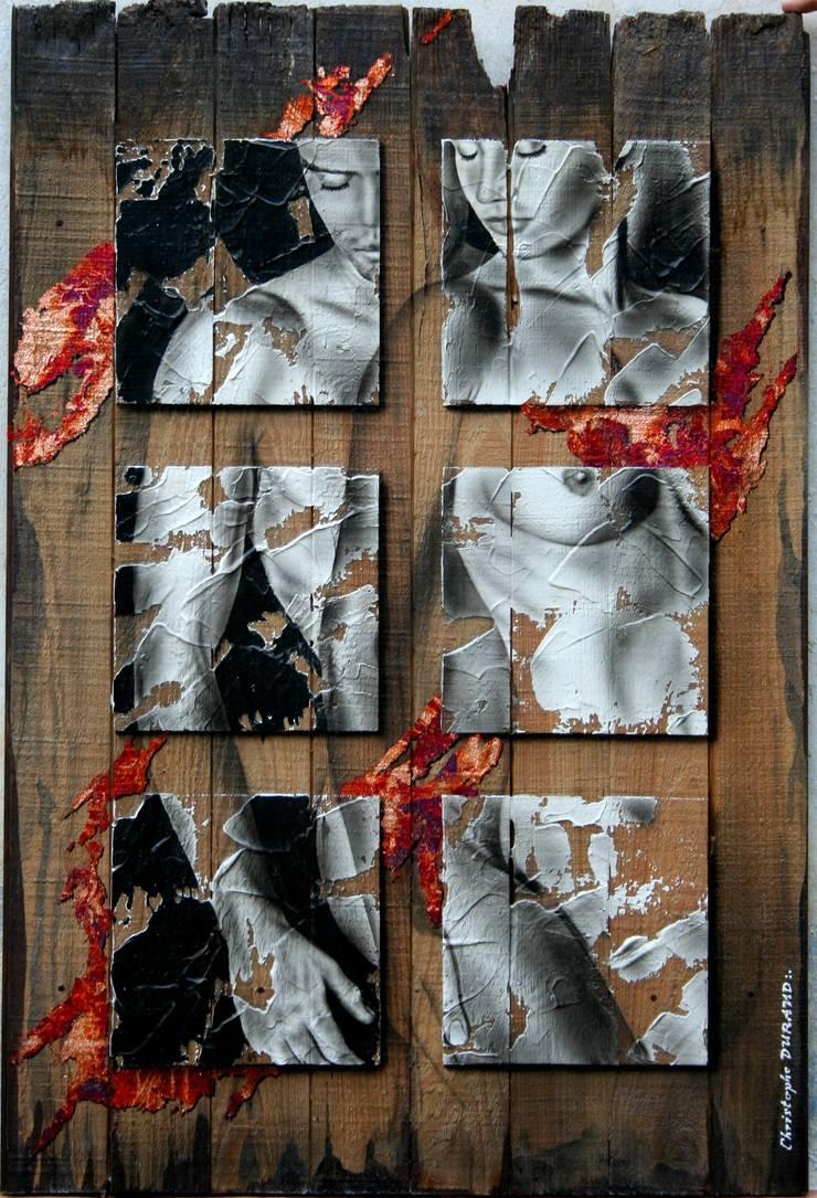 Les Peintures de Christophe DURAND: Art de style  par Aerostyl