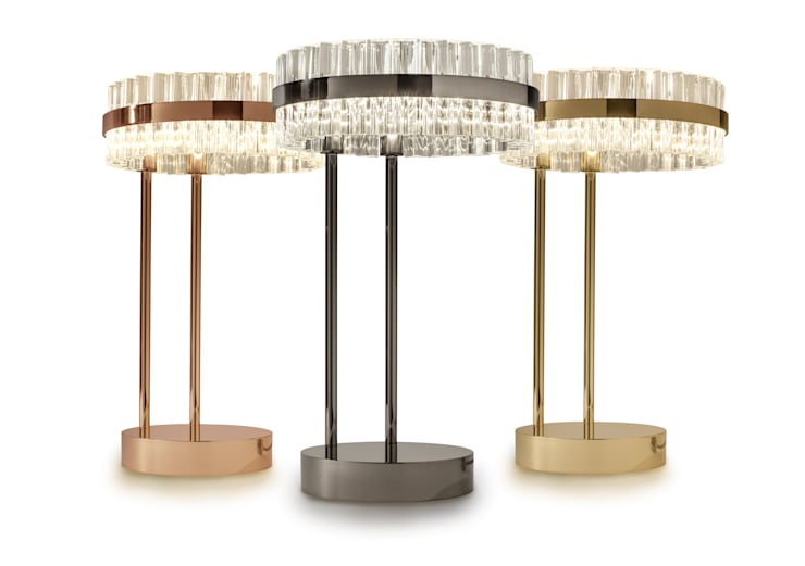 Saturno:  Living room by Baroncelli