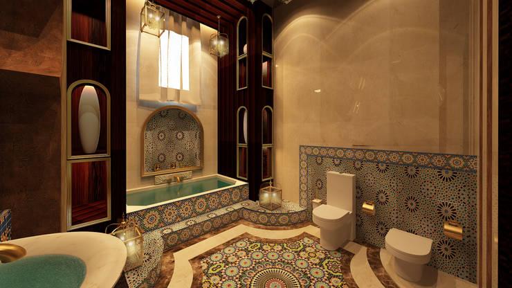 Klassische Badezimmer von TOPOS+PARTNERS Klassisch
