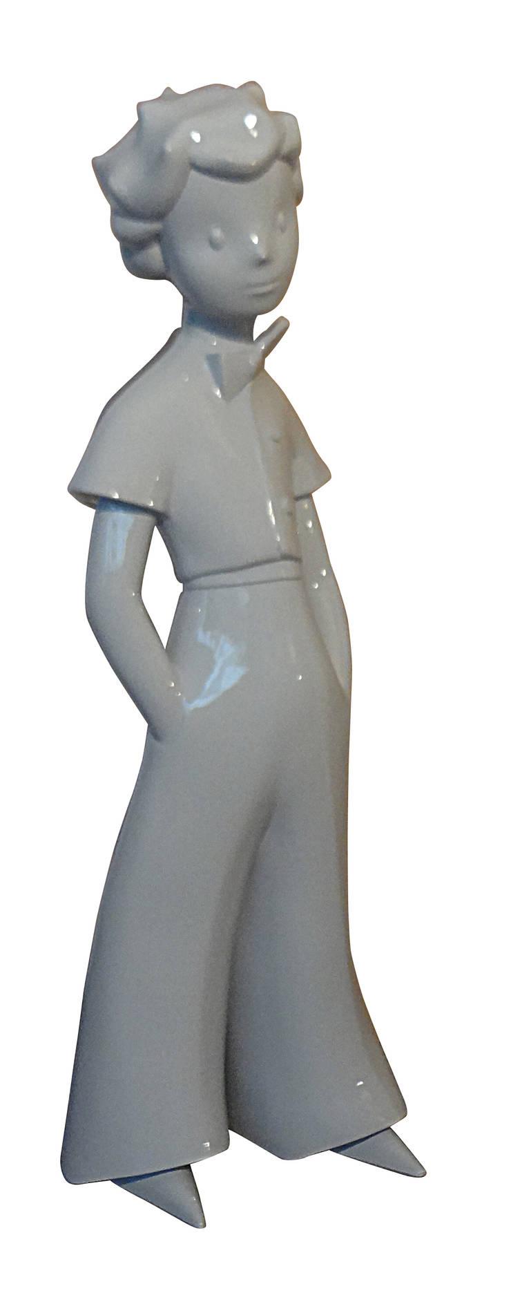 Sculptures déco design Le Petit Prince: Maison de style  par sophie.baron