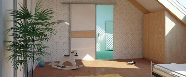 Bedroom by deinSchrank.de GmbH