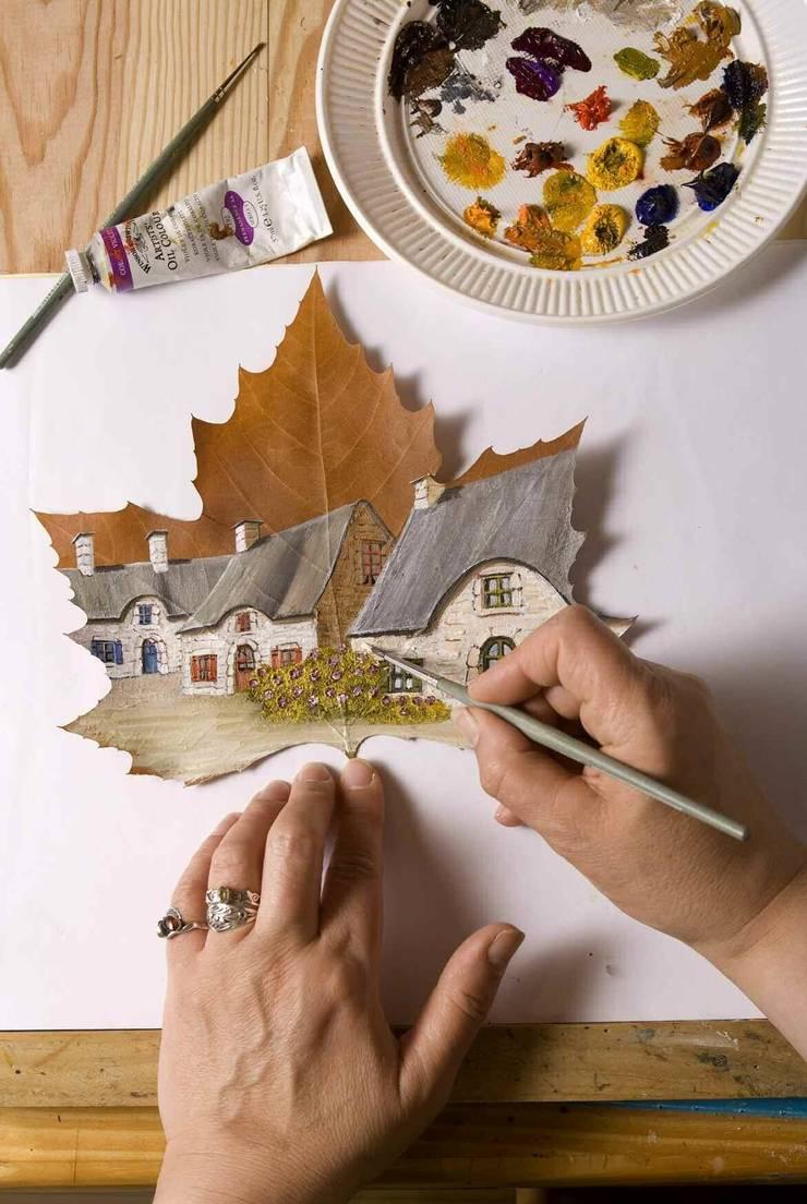 Christine DE FALCO: Art de style  par LES COULEURS D'AUTOMNE