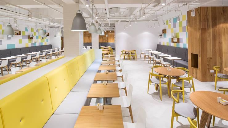 Restaurants de style  par HF Contracts