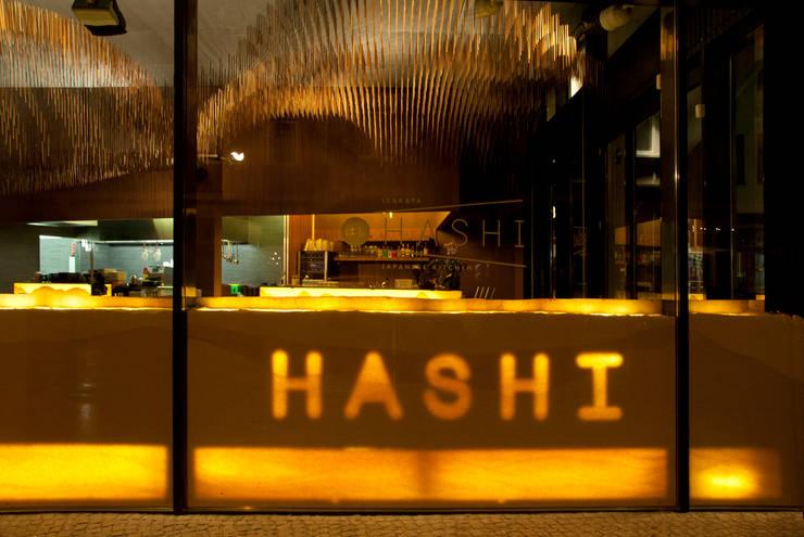 Hashi Mori:  Gastronomie von Isbjørn,Modern