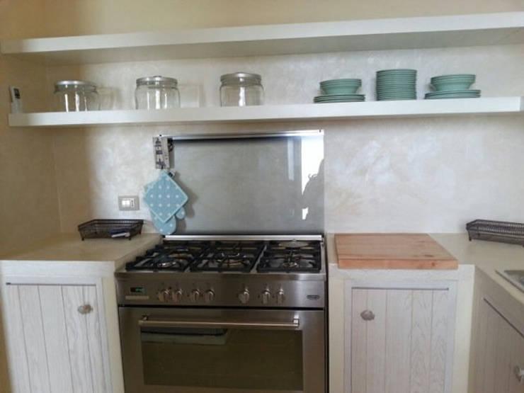 una cucina al mare di AB design   homify