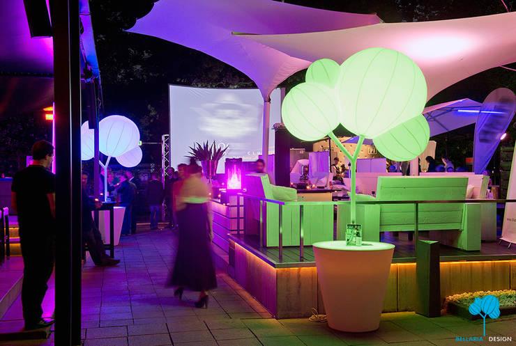 Club: Spazi commerciali in stile  di Bellaria Design,