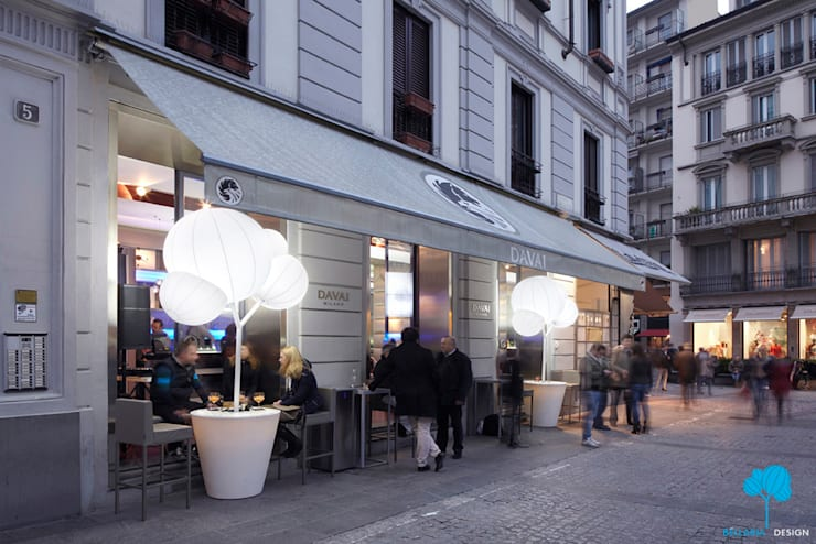 @Davai: Spazi commerciali in stile  di Bellaria Design,