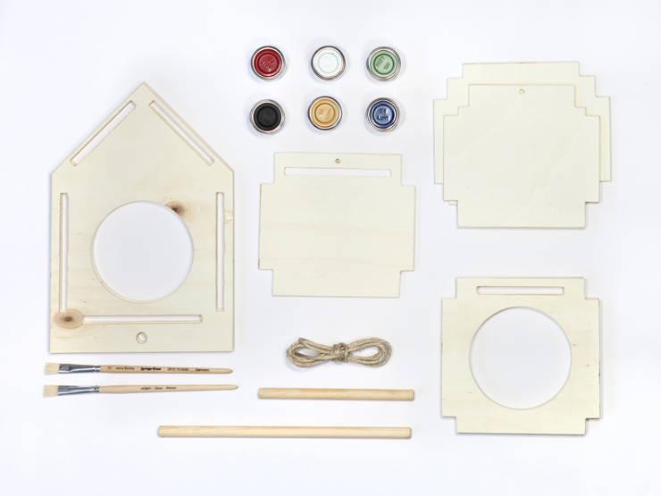 Futterhaus DIY Kit:   von FridaFinn