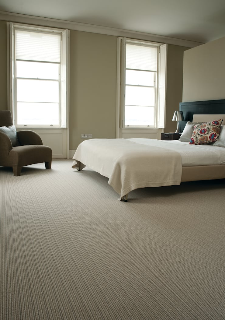 Open Spaces colour Linnet:  Walls & flooring by Wools of New Zealand