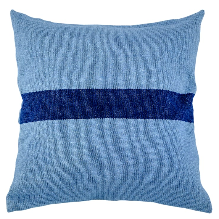 Denim Range - Light Wash with Broad Stripe:  Household by From Brighton With Love