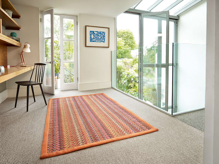 Walls & flooring by Wools of New Zealand