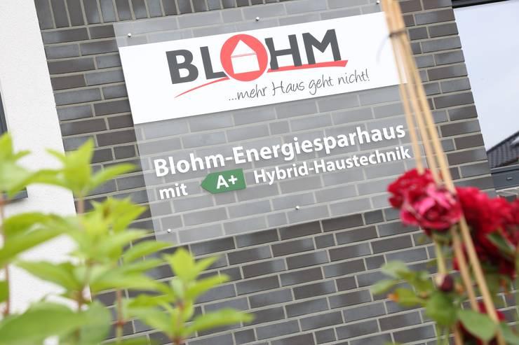 Дома в . Автор – Heinrich Blohm GmbH - Bauunternehmen, Модерн