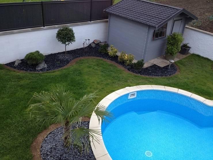 Aménagement d\'une piscine extérieur von Schwein Aménagement | homify