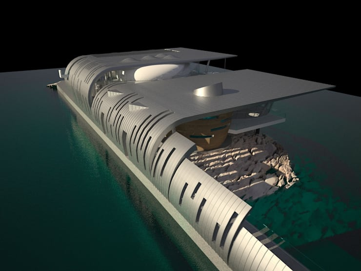 Concorsi:  in stile  di Stefano Zaghini Architetto
