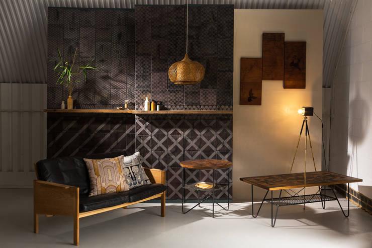 Perivale Collection:  Living room by Daniel Heath Studio