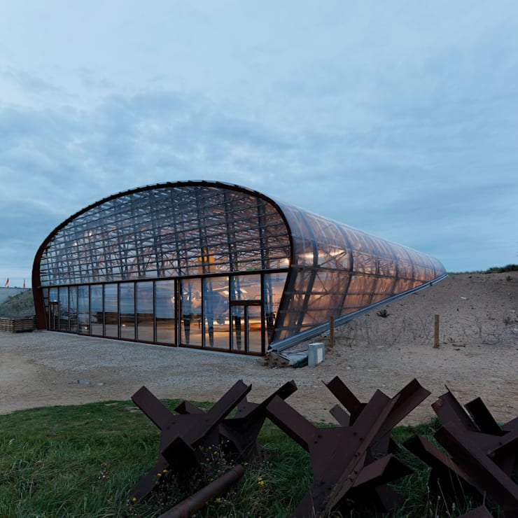 Museums by Barbara Sterkers , architecte d'intérieur